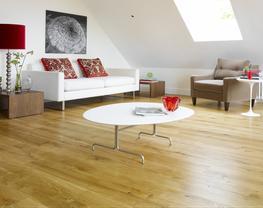 Traditional Barn Oak Flooring image