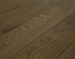 Worn Oak Flooring image