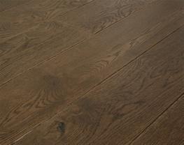 Polished Oak Flooring image