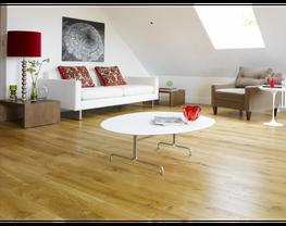 Natural Oak Flooring image