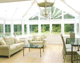 Bleached Oak Flooring image