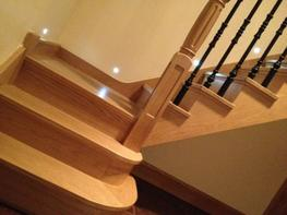 KITED WOODEN STAIRCASE image