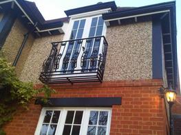 CAST IRON - Balcony Balustrades image