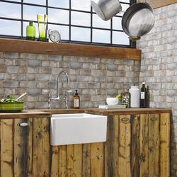 Rustic Brick Wall image