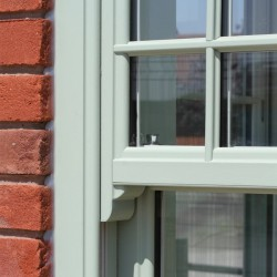 PVC-U Coloured Windows image