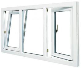 PVC-U Tilt and Turn Windows image