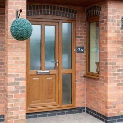 PVC-U Residential Doors image