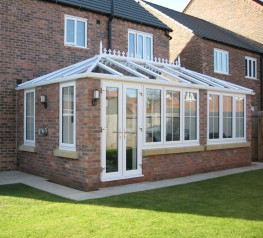 Double Hipped Conservatories image
