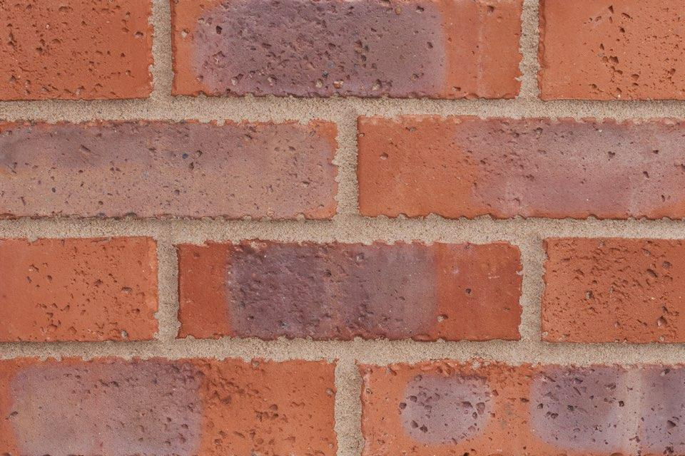 SELBORNE ORANGE MULTI BRICK by Northcot Brick Ltd