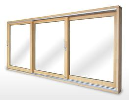 Lift and Slide Doors image