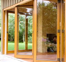 Fold and Slide Doors image