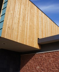European Redwood Timber Cladding - NORclad Limited