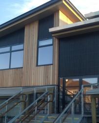 Canadian Western Red & UK Cedar Timber Cladding image
