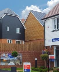 UK Painted Timber Cladding image