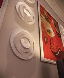 CR5 Ceiling Rose - NMC - Copley