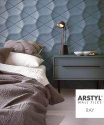 Arstyl Wall Tile RAY 1pc - NMC - Copley