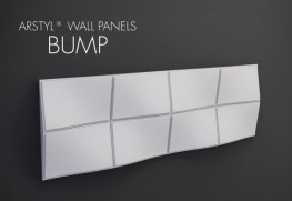 BUMP Arstyl® 3D Wall Panel 1pc - NMC - Copley