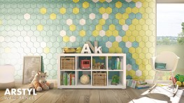 CUBE Arstyl® 3D Wall Panel 1pc - NMC - Copley