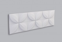 FLOWER Arstyl® 3D Wall Panel 1pc image