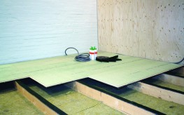 Hush-Panel 28 has been developed as a sound reducing floor panel that can be used as a structural or an overlay floor board. When used as an overlay board the Hushfeltª resilient layer can be applied to help resolve any instance of undulating in the surface o...