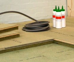 Hush-Panel 48 is part of our range of acoustic floorboards and has been designed to enable an increase in floor height within refurbishment and new build projects. The combination of the Hushslab30ª resilientlayer to the underside and high density upper layer...