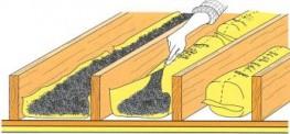 Hush Fill 60 Heavy Pugging Granular Mineral Filler - Hush Acoustics