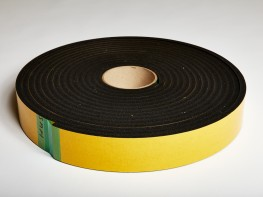 Hush Self Adhesive Isolation Tape High Performance Joist Strip image