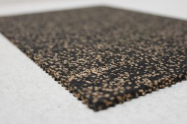 Hush Over Screed Acoustic Membrane - recycled rubber & cork image