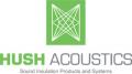 Hush Acoustics logo