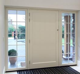 TRADITIONAL ENTRANCE DOORS image