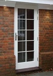 ALUCLAD TRADITIONAL FRENCH AND SINGLE DOORS image