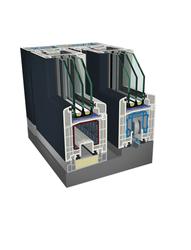 Megrame Lift & slide door image