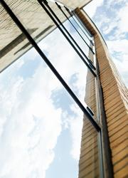 TIMBER-ALU CURTAIN WALL image