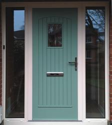 Commodore Composite Door - McMullan & O'Donnell Ltd
