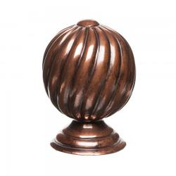 F40   Twisted Ball Finial image