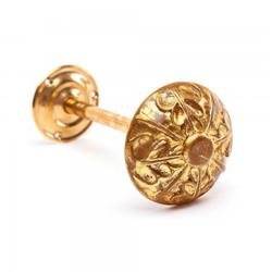 T59   Domed Acanthus Curtain Tieback image