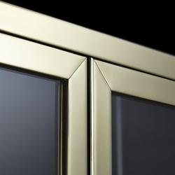Classica Door with Inline Panel for Corner image