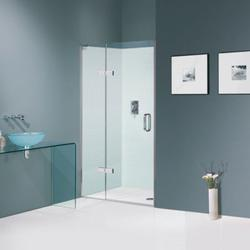 EauZone Plus Hinged Door with Hinge Panel for Recess image
