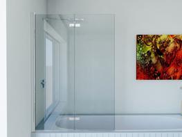 Eleganza Folding Bath Screen image