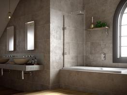 Eleganza Single Bath Screen image