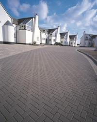 Our Rectangular Paving in Slate is very consistent in both its fine texture and even, dark grey colouring, which allows paving patterns to be made a particular feature and bring a bespoke element to driveway surfaces. ...