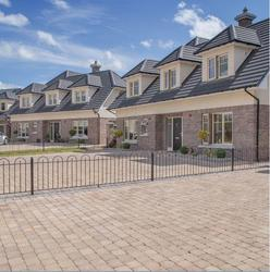 Country Cobble® in Burren offers sandy shades that tone beautifully with traditional sandstones found around the UK. Easy to lay and hard-wearing, the cobbles offer an aged look that suits a traditional house frontage. ...