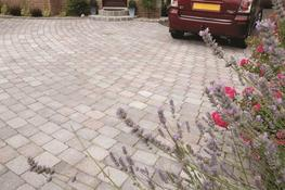 The gentle, pastels of Country Cobble® Paving's Killyleagh fit instantly into a rustic setting, with all the character of reclaimed paving in its tumbled finish, offering an economical solution to front-garden paths and driveways. ...