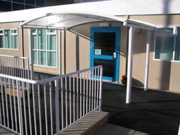 Door Canopies Canopies image