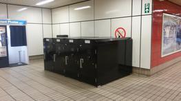 SMART Cycle Lockers Cycle Lockers - Lockit Safe Ltd
