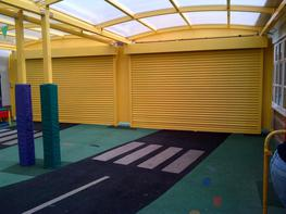 Outdoor Classroom ( Shutter Doors ) Outdoor Classrooms image