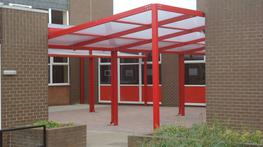 Classroom Waiting Shelters Waiting Shelters image