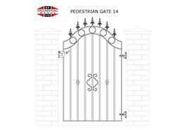 SINGLE LEAF SHORT GATES - KP Engineering Works Ltd