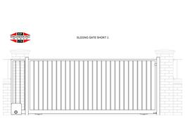 SLIDING GATES SHORT image