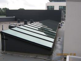 AL200 Continuous Skylight - Duplus Architectural Systems Ltd